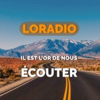 Logo of radio station LoRadio