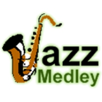 Logo of radio station Jazz Medley