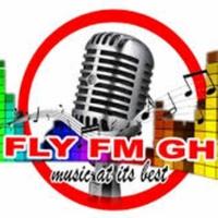 Logo de la radio fly fm gh