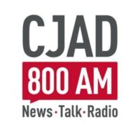 Logo de la radio CJAD 800