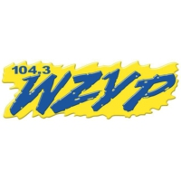 Logo of radio station 104.3 WZYP