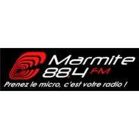 Logo of radio station Marmite FM 88.4