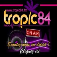 Logo de la radio TROPIC 84