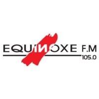 Logo of radio station Equinoxe FM 105.0