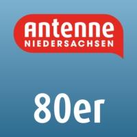 Logo de la radio Antenne Niedersachsen 80er