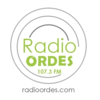 Logo of radio station Radio Ordes 107.3 FM
