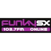 Logo of radio station Funky Essex