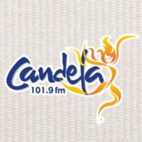 Logo de la radio Candela Estéreo 101.9 FM
