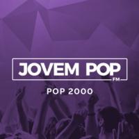 Logo of radio station JOVEM POP - POP2000