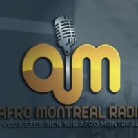 Logo de la radio AFRO MONTRÉAL RADIO