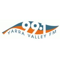Logo de la radio Yarra Valley FM 99.1