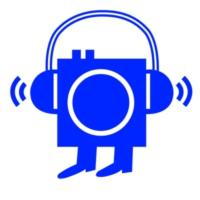 Logo of radio station La RADIO de Mai