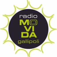 Logo de la radio radio MOVIDA gallipoli