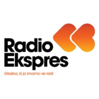 Logo of radio station Radio Ekspres