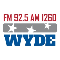 Logo of radio station WYDE-AM