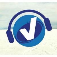 Logo of radio station Vision FM