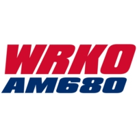 Logo of radio station WRKO 680 AM