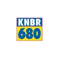 Logo de la radio KNBR 680