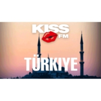 Logo of radio station KISS FM - TÜRKIYE