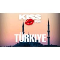 Logo of radio station KISS FM - TÜRKIYE