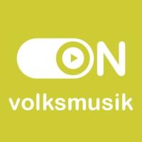 "Logo of radio station ""ON Volksmusik"""