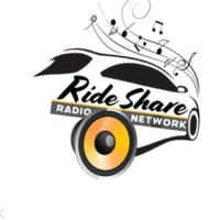 Logo of radio station RideShare Radio Network