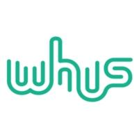Logo of radio station WHUS 91.7 FM