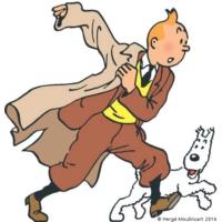 Logo de la radio Les aventures de Tintin : les Cigares du Pharaon épisode 4/5