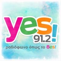 Logo of radio station Yes! 91,2