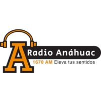 Logo of radio station Radio Anáhuac