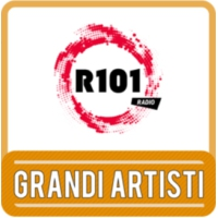 Logo of radio station R101 Grandi Artisti