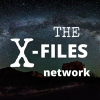 Logo of radio station The X Files Network