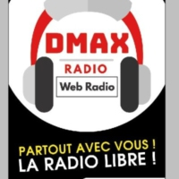 Logo of radio station DMAX RADIO