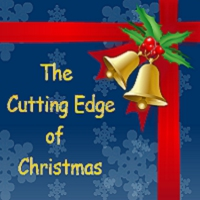 Logo of radio station The Cutting Edge of Christmas