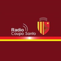 Logo of radio station Radio Coupo Santo