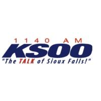 Logo of radio station Information 1000 KSOO