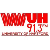 Logo of radio station WWUH 91.3 FM