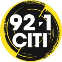 Logo of radio station CITI-FM 92.1 CITI