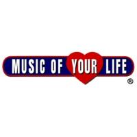 Logo of radio station Music Of Your Life