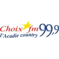 Logo of radio station CHOY-FM Choix FM 99.9