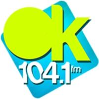 Logo of radio station OK Radio