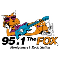 Logo de la radio WXFX The Fox