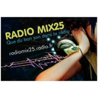 Logo of radio station RADIO MIX 25