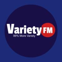 Logo of radio station Variety.FM