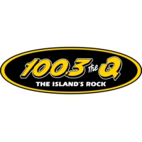 Logo of radio station CKKQ-FM 100.3 The Q!