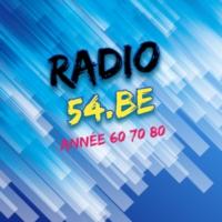 Logo of radio station radio54.be