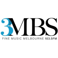 Logo of radio station 3MBS