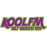 Logo of radio station 100.7 KOOL FM