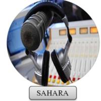 Logo of radio station Radio Sahara