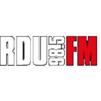 Logo of radio station RDU